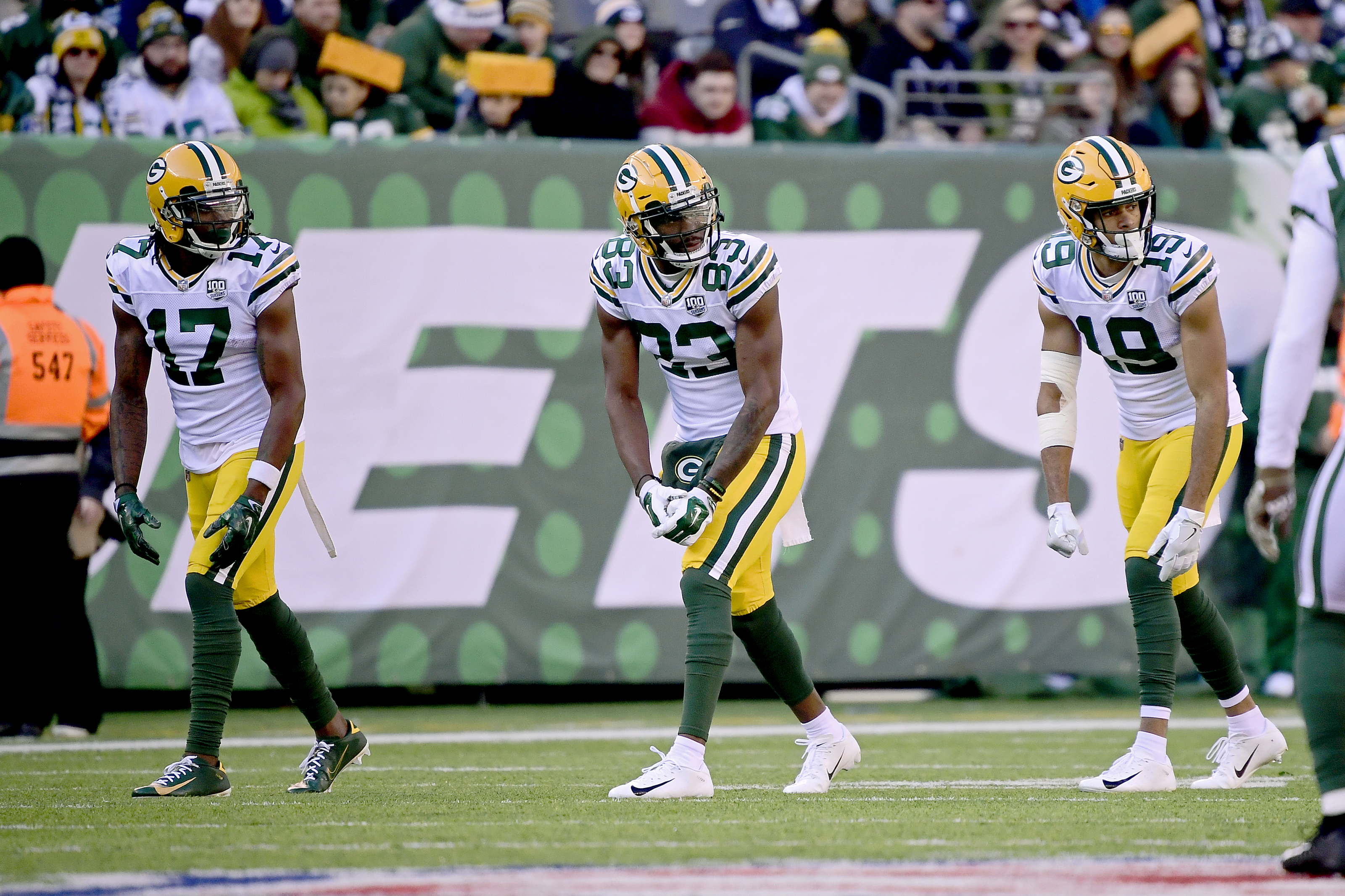 How Many WRs Will the Green Bay Packers Carry in 2020?