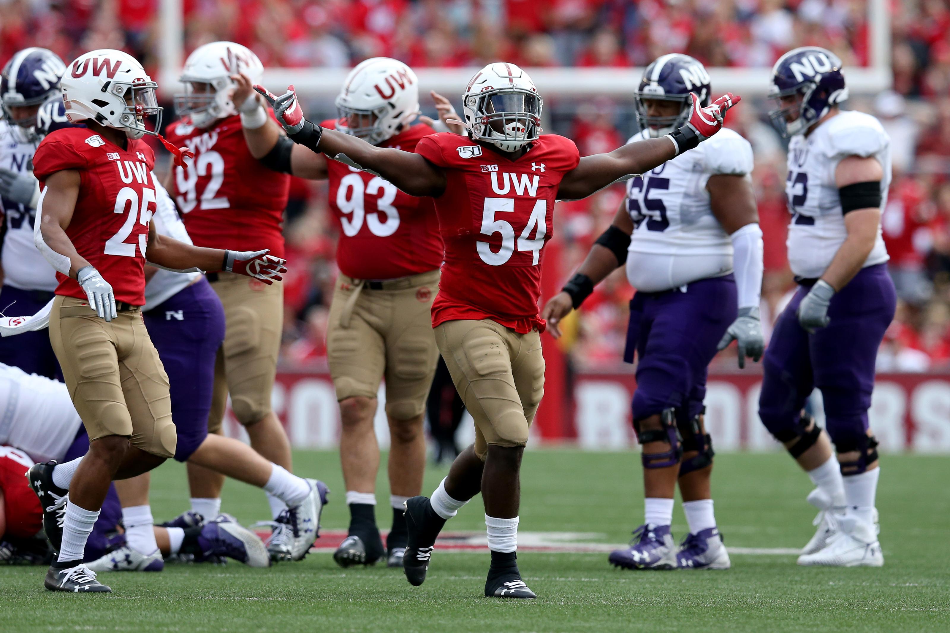 Wisconsin Football v. Northwestern: 3 Big Takeaways