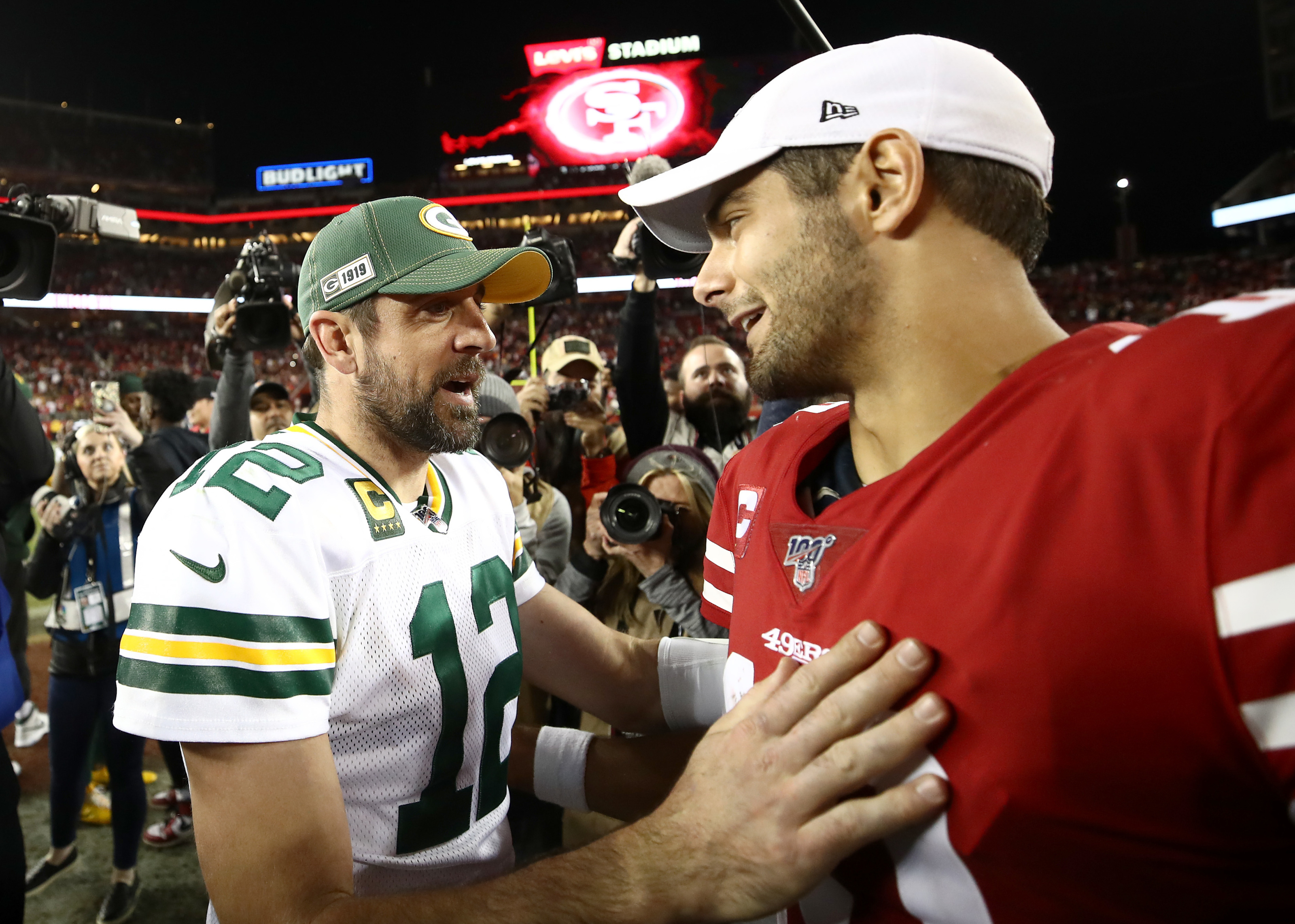 Green Bay Packers V 49ers Initial Thoughts On Nfc Championship Game