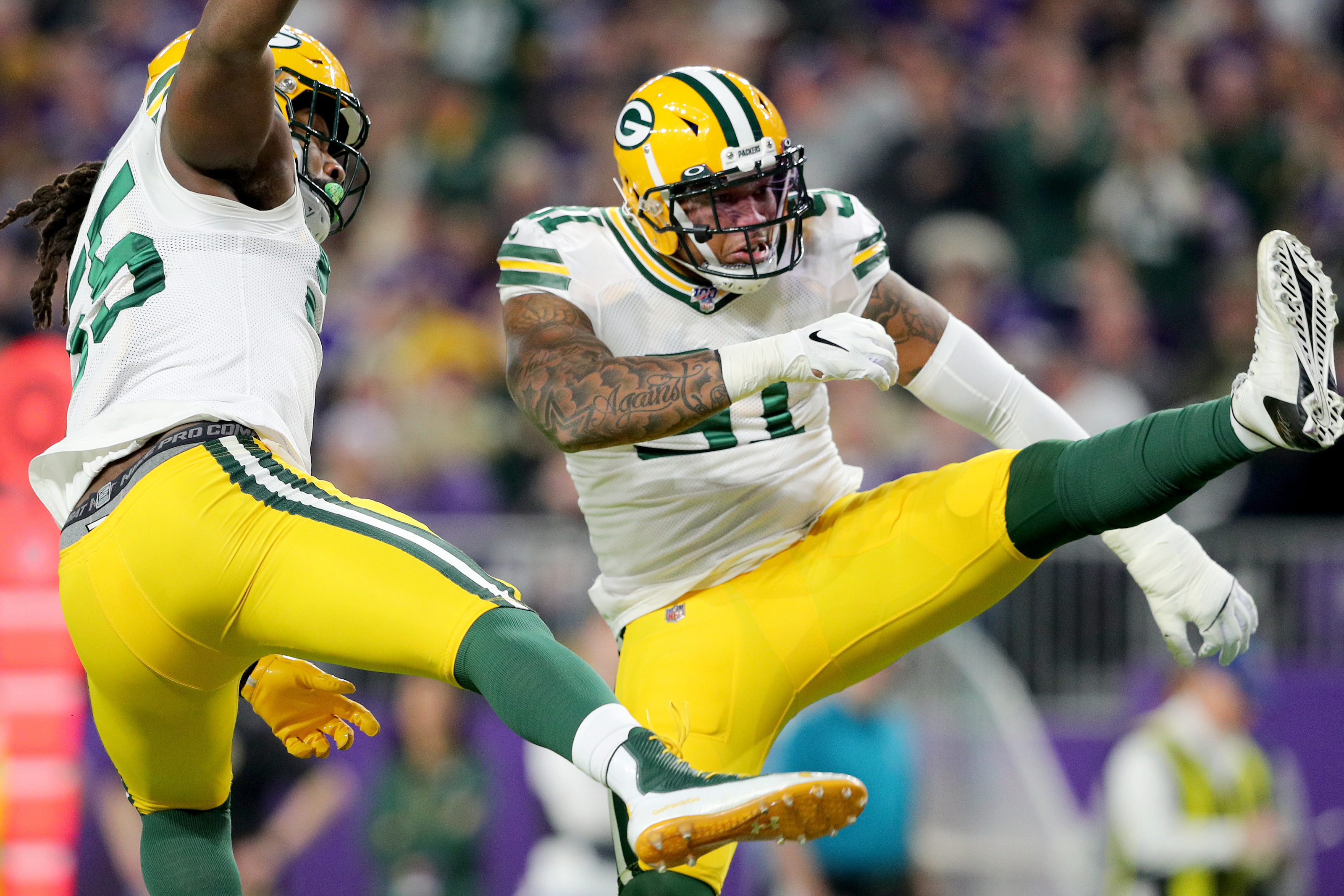 Packers 2020 Depth Chart Projections Outside Linebacker