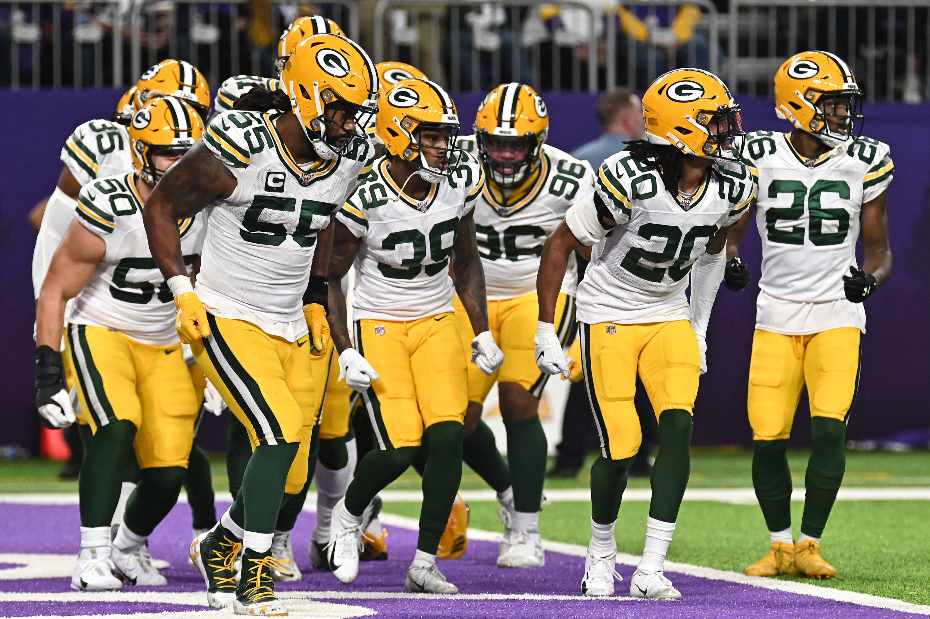 4 Reasons Why The Green Bay Packers Will Defeat The Vikings In Week 16