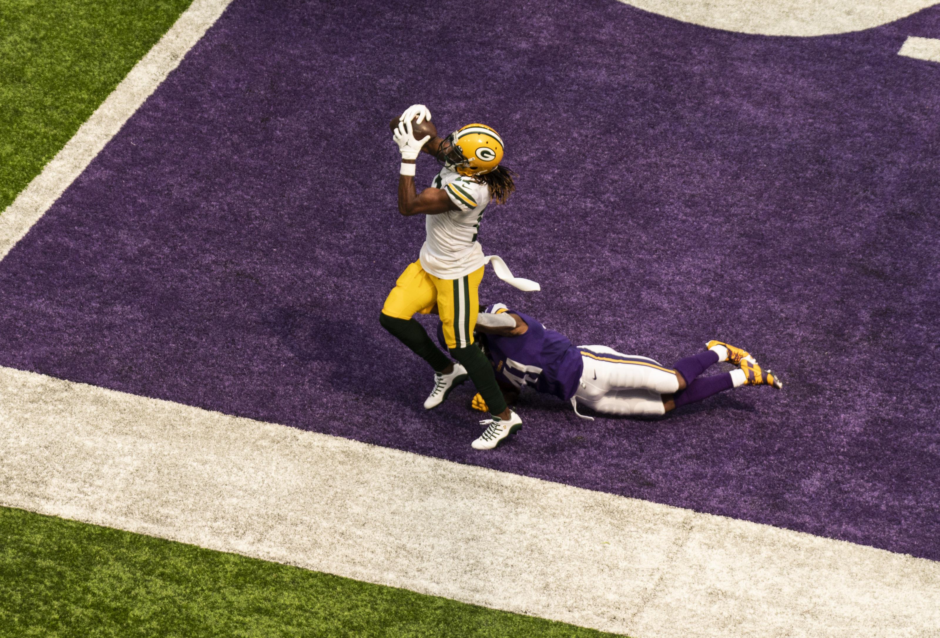 Highlights Of Green Bay Packers Week 1 Whooping Of Minnesota Vikings