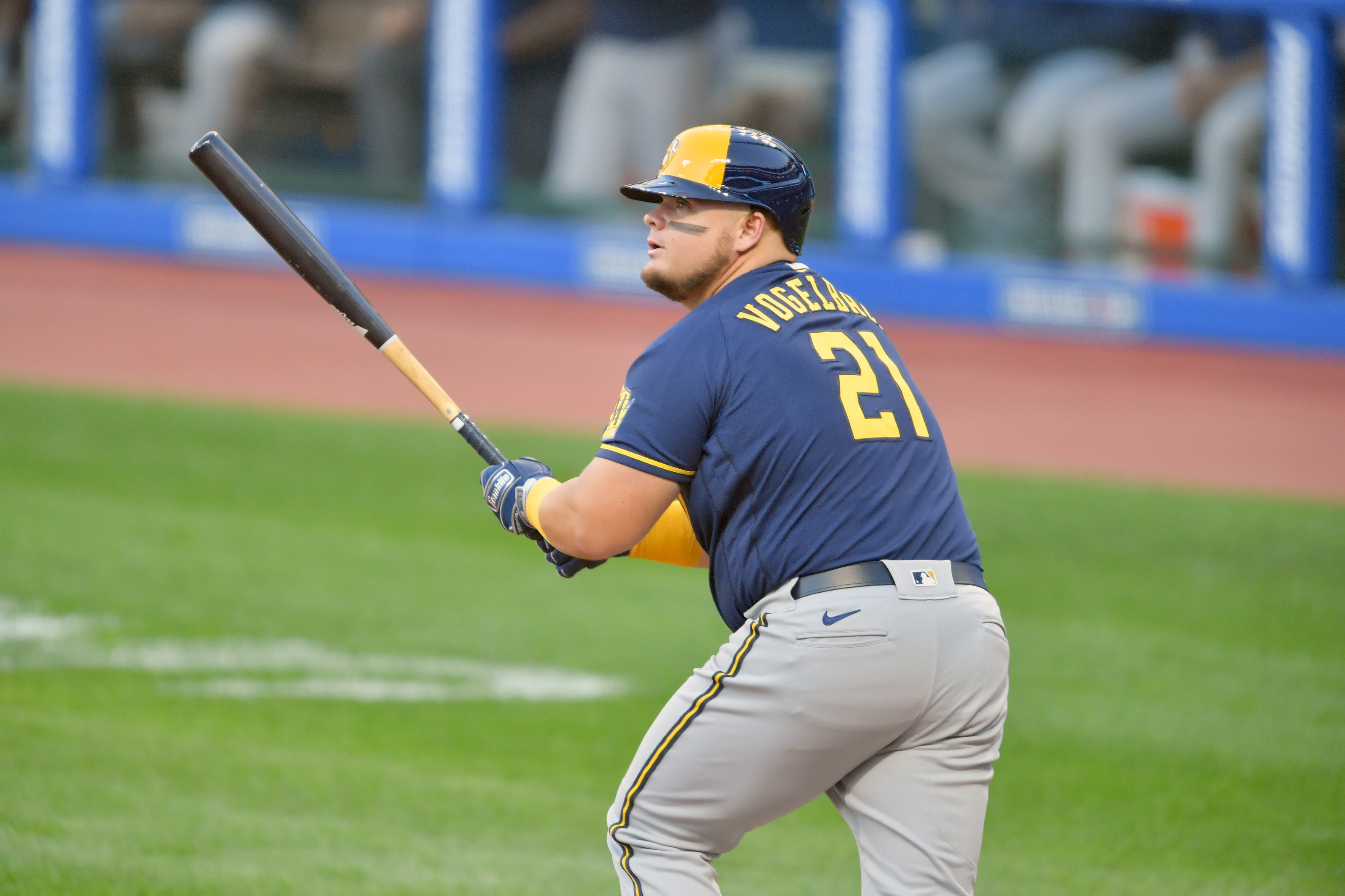 Milwaukee Brewers Offense gets Surprise Boost from Dan Vogelbach