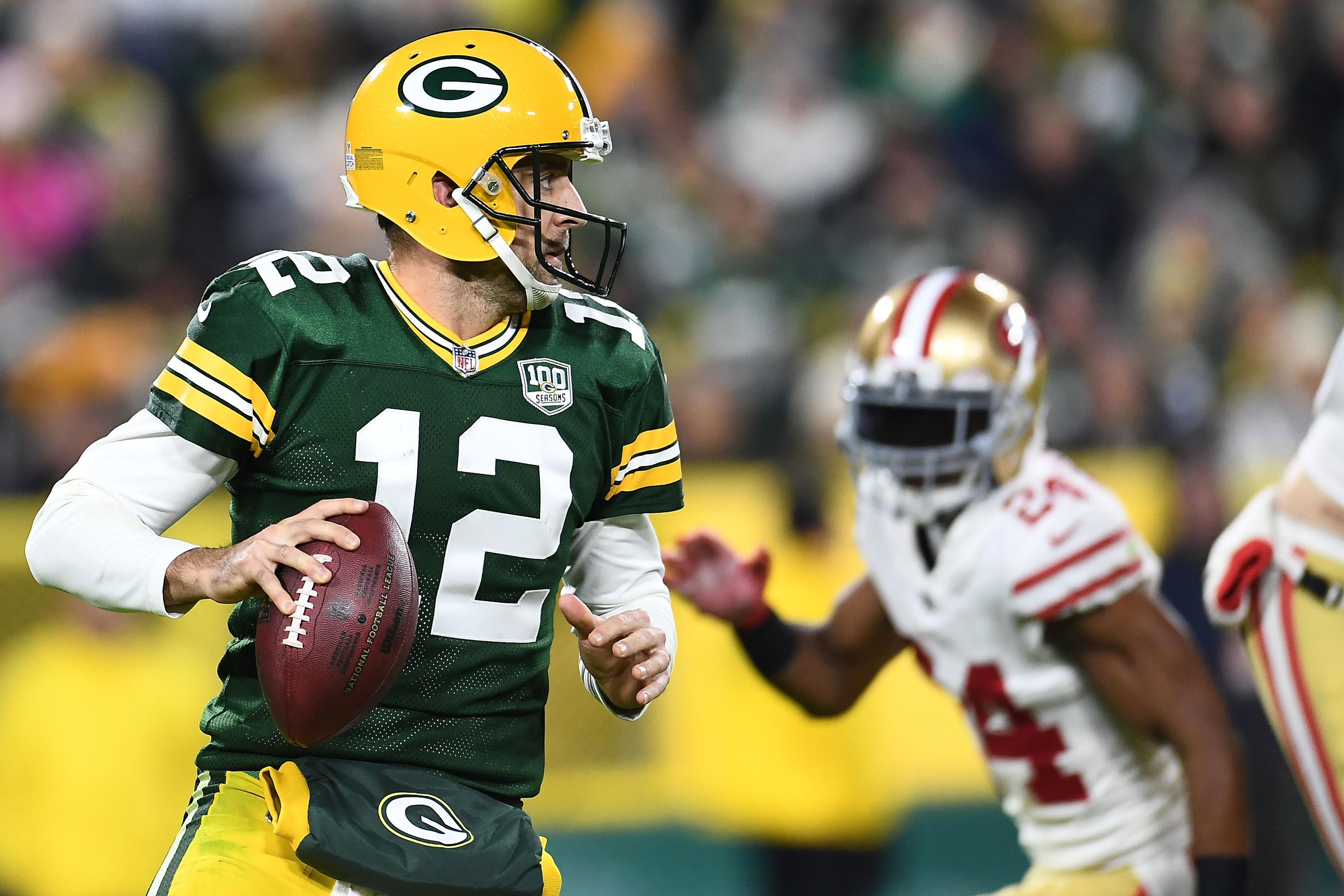 Green Bay Packers At Los Angeles Rams 5 Matchups To Watch