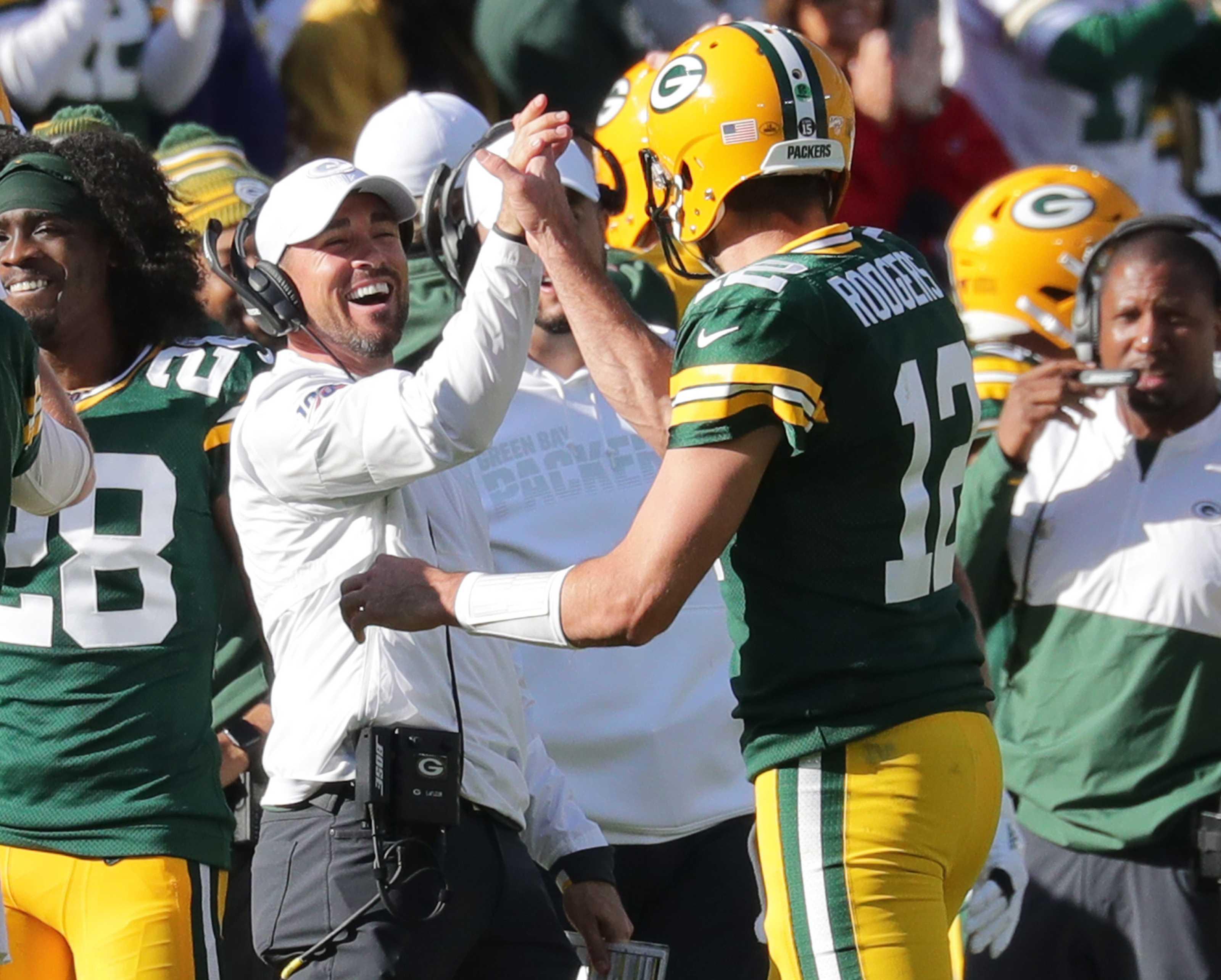 Green Bay Packers Offense Shines in Red Zone Under Matt LaFleur