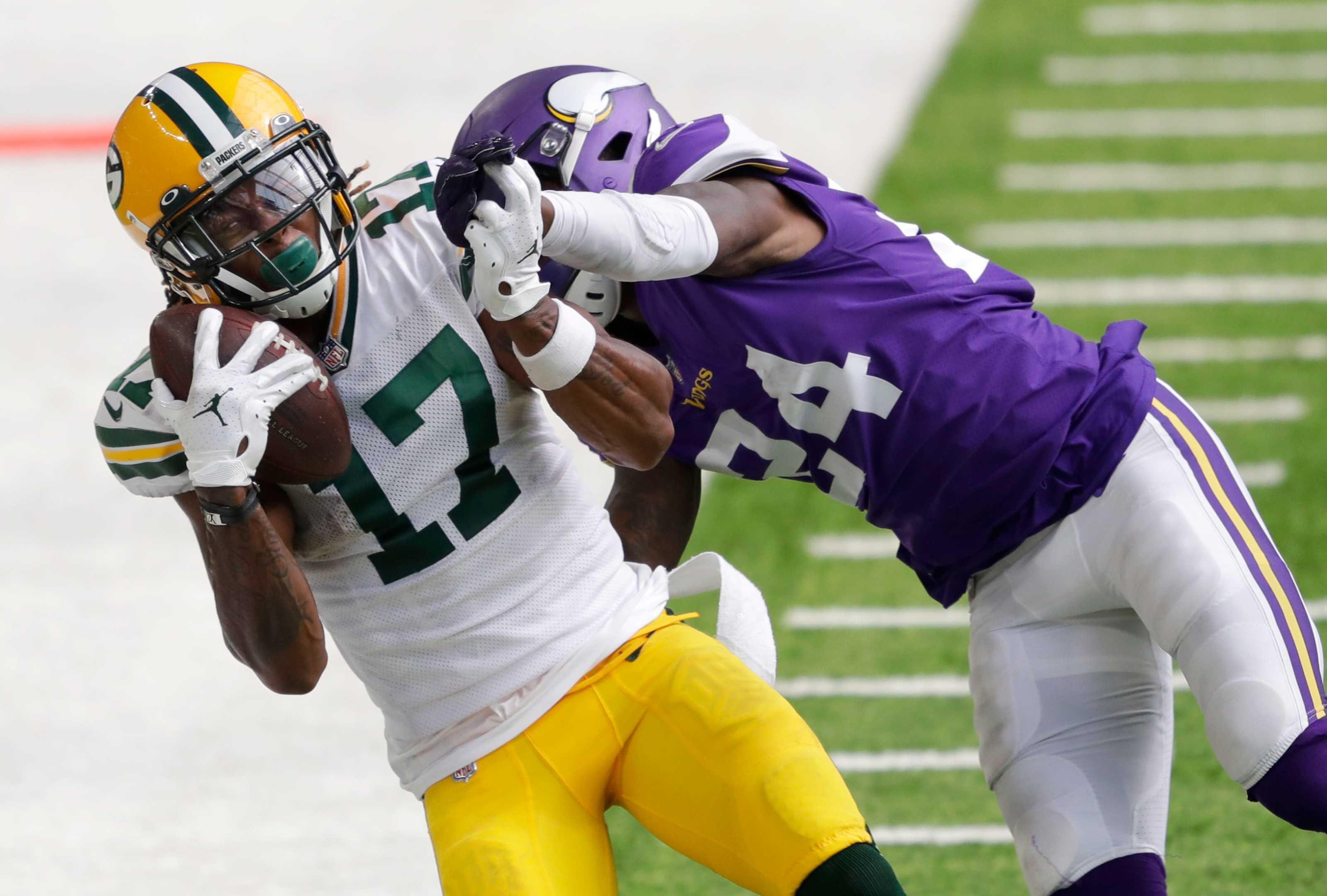 Green Bay Packers v. Vikings: Week 8 Predictions